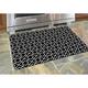 Bungalow Premium Comfort Tazekka Grid Black 22