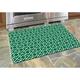 Bungalow Premium Comfort Tazekka Grid Green 22