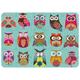 Bungalow Premium Comfort Valentine Owls 22