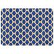 Bungalow Premium Comfort Geo Garnet Blue 22