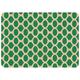 Bungalow Premium Comfort Geo Garnet Green 22
