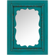 Home Accents Hand Painted Teal 40