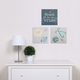 Trend Lab Happy Planets Canvas Wall Art 3 Pack