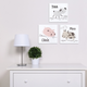 Trend Lab Farm Stack Canvas Wall Art 3 Pack
