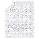 Trend Lab Black and White Arrows Quilt