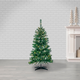 Sterling 4-Foot High Pop Up Pre-Lit Green PVC Fir Tree with Warm White Lights
