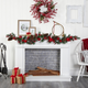 Christmas 6' Apple, Berries and Pinecone Artificial Garland