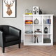 Simpli Home Artisan Contemporary 9 Cube Bookcase and Storage Unit