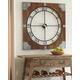 Palila Wall Clock