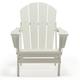 Westin Folding Poly Adirondack Chair