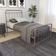 DHP Atwater Living Wyn Twin Metal Bronze Bed