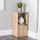 HDS Trading 2 Cube Wood Storage Shelf