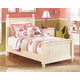 Cottage Retreat Twin Bed with 2 Nightstands
