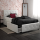 DHP Atwater Living Dana Twin Upholstered Bed with Storage