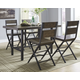 Kavara 5-Piece Dining Set