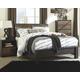 Windlore Queen Bed with 2 Nightstands