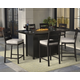 Perrymount Outdoor Dining Table and 6 Chairs