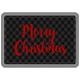 Christmas  Premium Comfort Holiday Houndstooth Merry Christmas 22