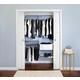 Organized Living freedomRail® Premium Adjustable Closet Kit, 48