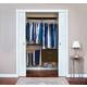 Organized Living freedomRail® Ultimate Adjustable Closet Kit, 48