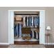 Organized Living freedomRail® Ultimate Adjustable Closet Kit, 72