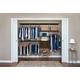 Organized Living freedomRail® Ultimate Adjustable Closet Kit,  96