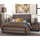 Harlinton Queen Panel Bed with Nightstand