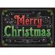 Christmas  Premium Comfort Blackboard Xmas 22