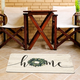 Christmas  Premium Comfort Home Wreath 22