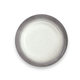 TarHong Melamine Ombre Rim Speckle Dinner Plate (Set of 6)