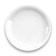 TarHong Melamine Homemade Navy Speckle Dinner Plate (Set of 4)