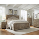 Shellington King Bed with 2 Nightstands
