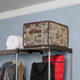Contemporary Cities Large Zippered Storage Box
