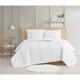 Cottage Classics Warm Hearth Stripe 2 Piece Twin XL Quilt Set