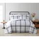 Cottage Classics Cottage Plaid 3 Piece Full/Queen Comforter Set