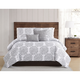 Style 212 Grace Seersucker 4 Piece Twin XL Comforter Set