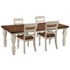 Marsilona 5-Piece Dining Set