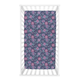 Trend Lab Flora Jersey Fitted Crib Sheet
