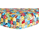 Trend Lab Alphabet Seuss Squares Fitted Crib Sheet