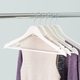 Contemporary Plastic Hangers (Set of 5)