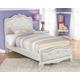Zarollina 3-Piece Twin Upholstered Bedroom