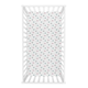 Trend Lab Feathered Friends Jersey Fitted Crib Sheet