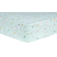 Trend Lab Oh the Places You'll Go Balloons Fitted Crib Sheet