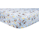 Trend Lab Baby Barnyard Fitted Crib Sheet