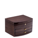 Bey-Berk Wood Jewelry Box