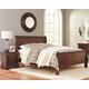 Alisdair Full Bed with 2 Nightstands