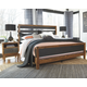 Harlynx King Bed with 2 Nightstands