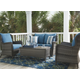 Abbots Court 4-Piece Outdoor Conversation Set