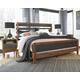 Harlynx Queen Bed with 2 Nightstands