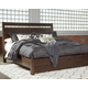 Starmore Queen Panel Bed with Mattress